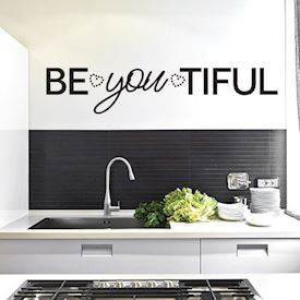 Wallsticker BeYouTiful