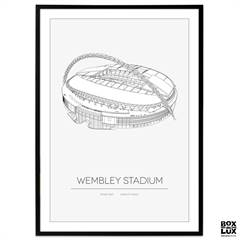 Plakat - Wembley Stadium