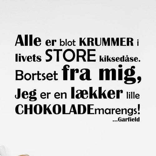 dansk Poron søde citater på engelsk