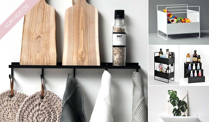 Fantastisk BOXdeLUX.dk | Dekorativ opbevaring og boligtilbehør GI69