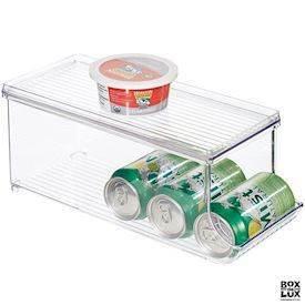 Plast opbevaring mad