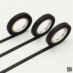Masking Tape - MT Slim- MATTE BLACK