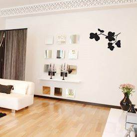wallsticker orkide